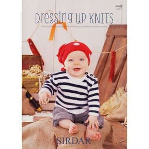 440 Dressing Up Knits