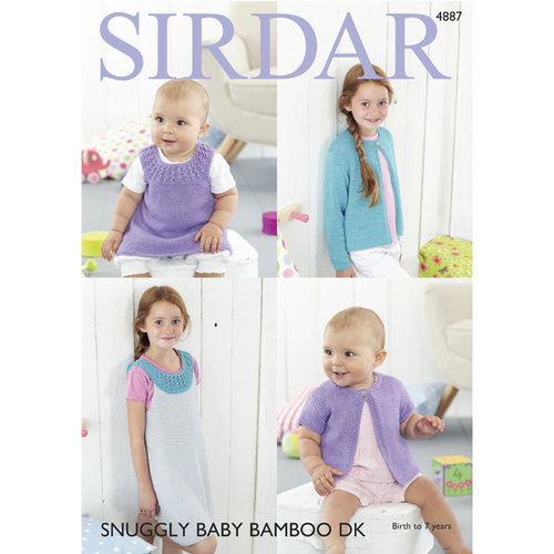 View larger image of 4887 Cardigans and Dresses PDF