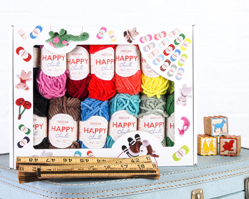 View larger image of Happy Chenille Assortment Pack
