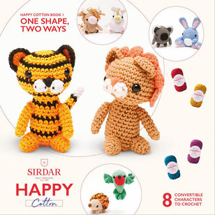 One Shape, Two Ways (Happy Cotton Book 1)
