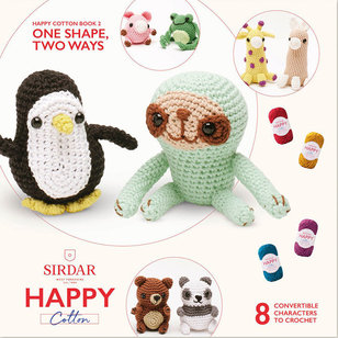 One Shape, Two Ways (Happy Cotton Book 2)