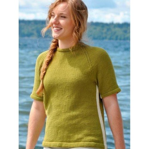 View larger image of Sporty Summer Pullover (Free)