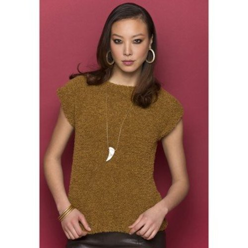 View larger image of Agyness Top & Brooklyn Scarf PDF
