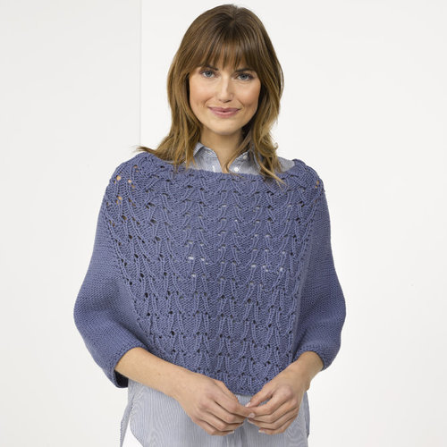 View larger image of Waverly Place Poncho PDF