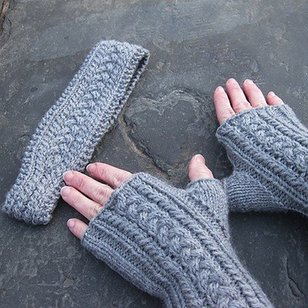 Bluster-Proof Mitts and Headband PDF
