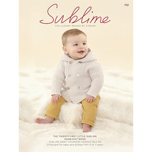 713 The Twenty First Little Sublime Hand Knit Book