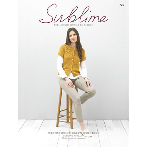 View larger image of 720 The First Sublime Willow Design Book