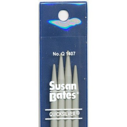 """View larger image of Quicksilver 10"""" Double Point Needles"""