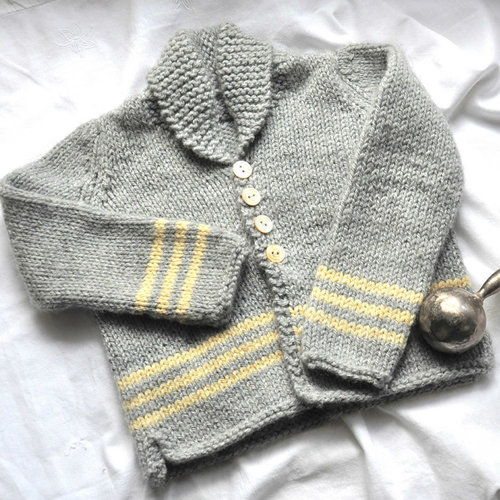 View larger image of Andover Cardigan PDF