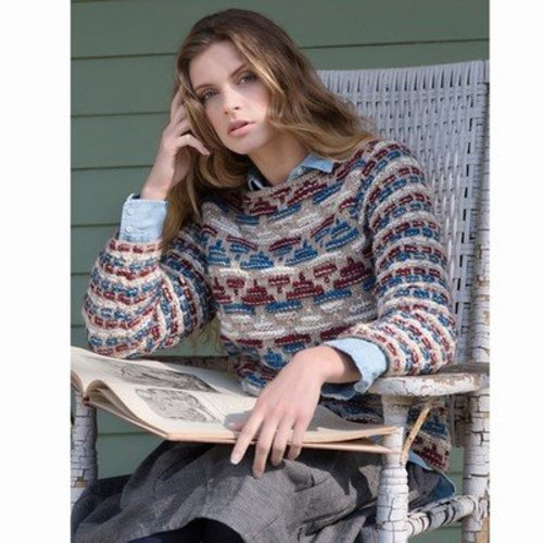 View larger image of Arcadian Pullover PDF
