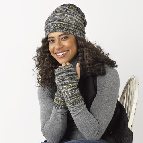 View larger image of Ashton Hat and Mitts PDF