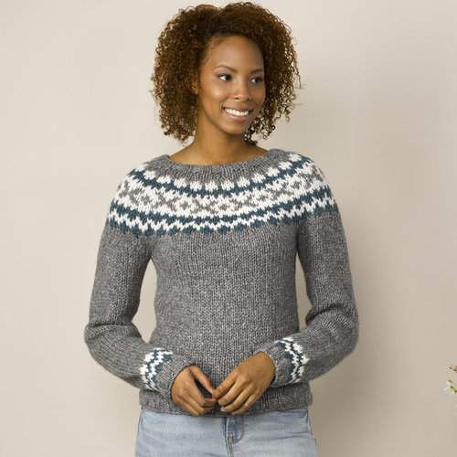 View larger image of Aspen Pullover PDF