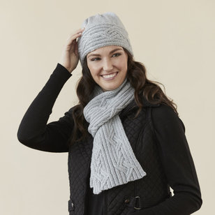 Branson Hat and Scarf Kit