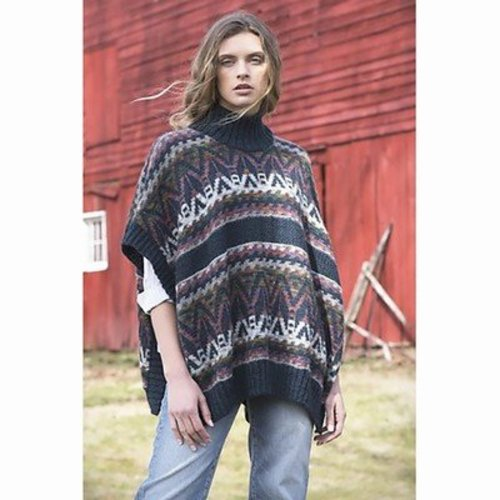 View larger image of Mountainside Poncho PDF