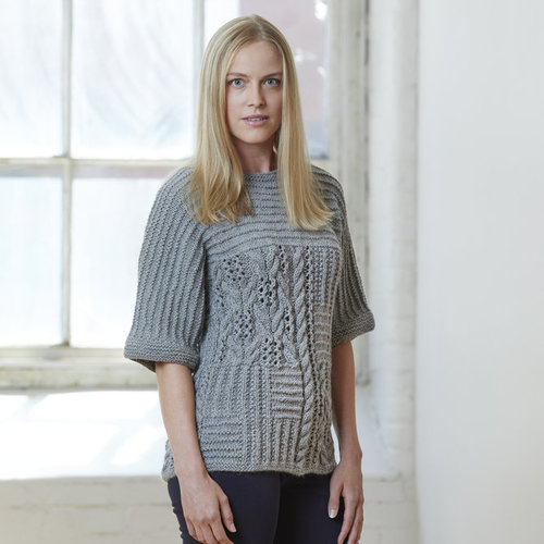 View larger image of Portland Pullover PDF