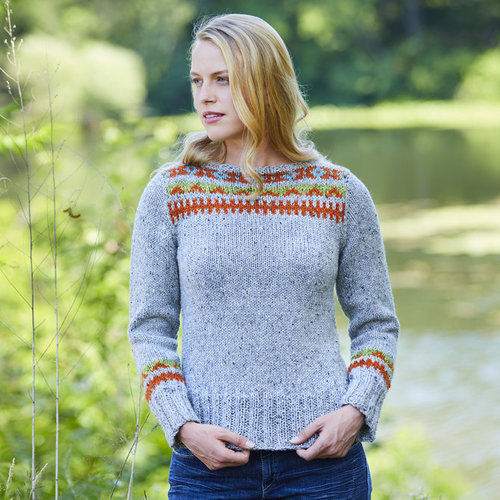 View larger image of Shannon Pullover PDF