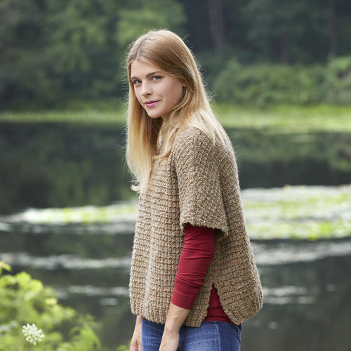View larger image of Waterford Poncho PDF