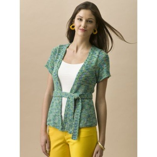 View larger image of Willow Belted Cardigan PDF