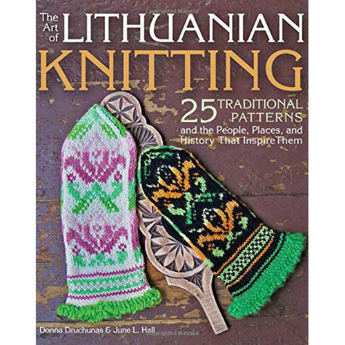 View larger image of The Art of Lithuanian Knitting