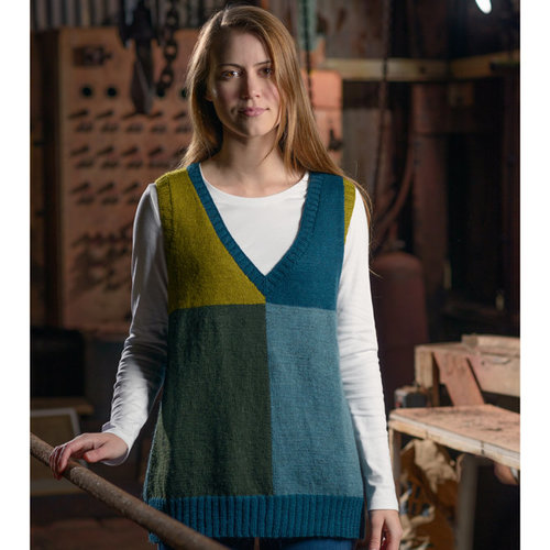 View larger image of Colour Block Tunic PDF