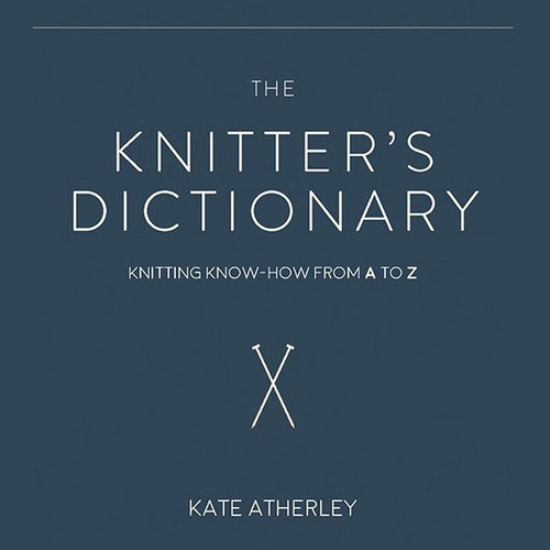 View larger image of The Knitter's Dictionary