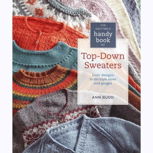 View larger image of The Knitter's Handy Book of Top-Down Sweaters