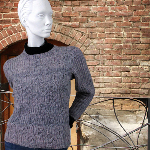 View larger image of Birches Pullover PDF