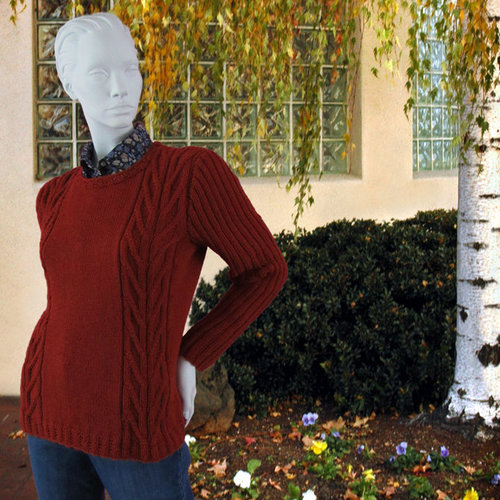 View larger image of Longacre Pullover PDF