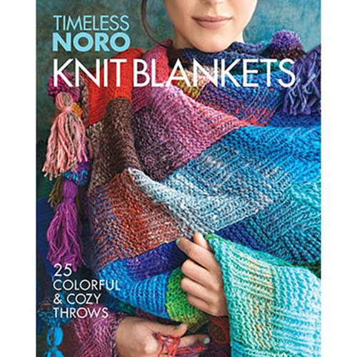 View larger image of Timeless Noro: Knit Blankets