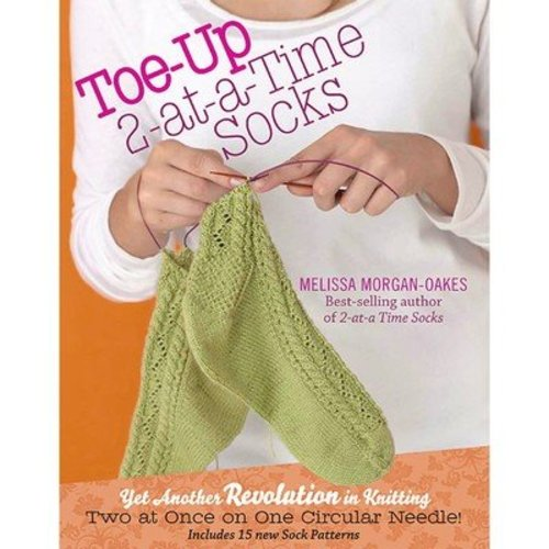 View larger image of Toe-Up 2-at-a-Time Socks