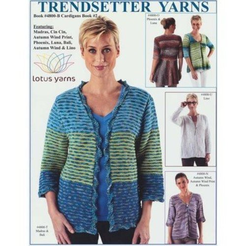 View larger image of 4800B Cardigans Book #2