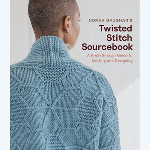 View larger image of Twisted Stitch Sourcebook: A Breakthrough Guide to Knitting and Designing