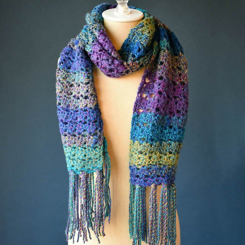 View larger image of Carnival Scarf (Free)