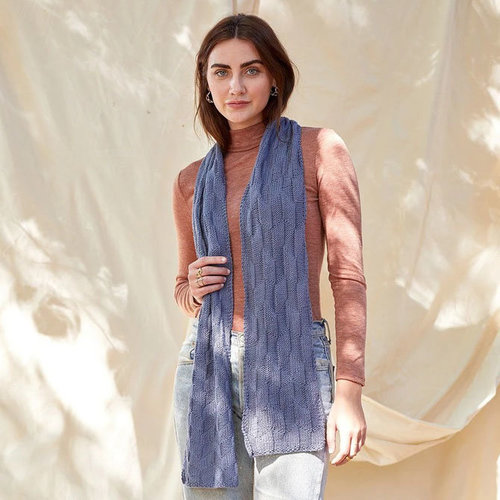 View larger image of Imprint Scarf (Free)