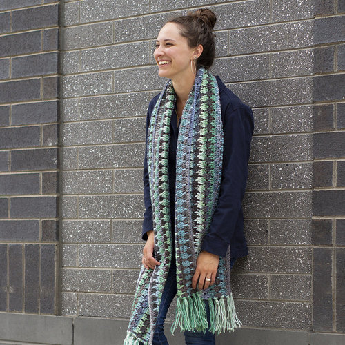 View larger image of Succulent Scarf (Free)