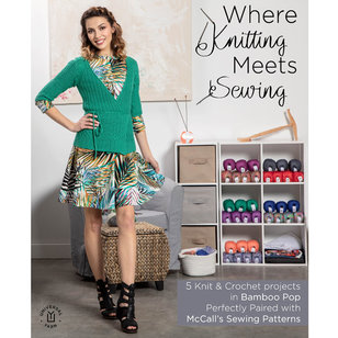 Where Knitting Meets Sewing eBook