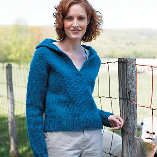 View larger image of 101 Marianas Top Down Pullover PDF