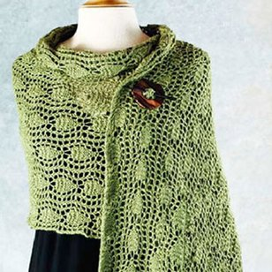 129 Lucy's Shawl