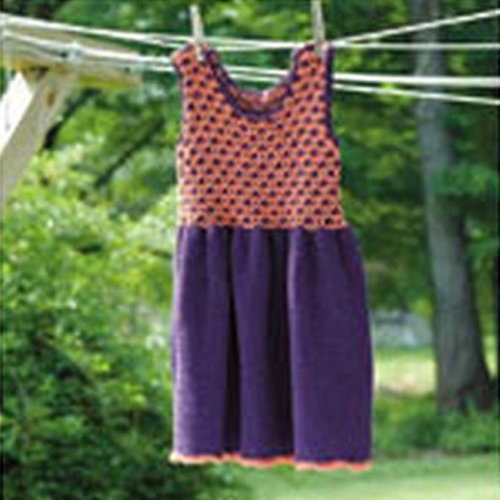 View larger image of 170 Cady's Smocked Jumper (Free)