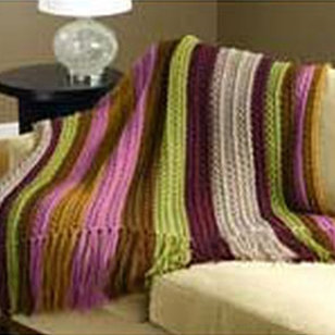 179 Country Lane Crocheted Afghan (Free)