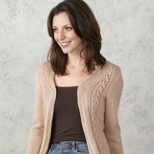 View larger image of 180 Radiance Cabled Jacket