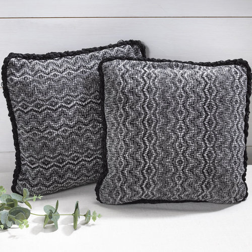 View larger image of #200 Shadow Weave Pillows PDF