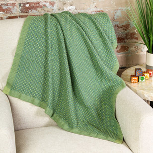 #202 'Lil Sprout Baby Blanket PDF