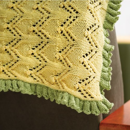View larger image of 299 Cloister Crib Blanket