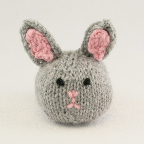 View larger image of 367 Knit Rabbit (Free)