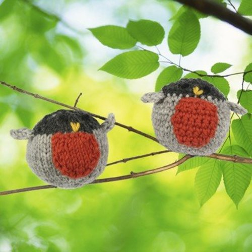 View larger image of 370 Knit Robin (Free)
