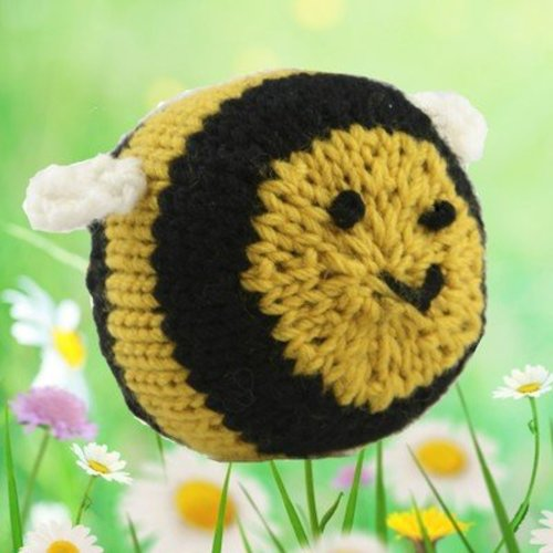 View larger image of 376 Knit Bumblebee (Free)