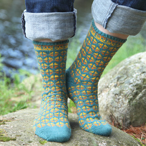 View larger image of 387 Sunny Day Socks