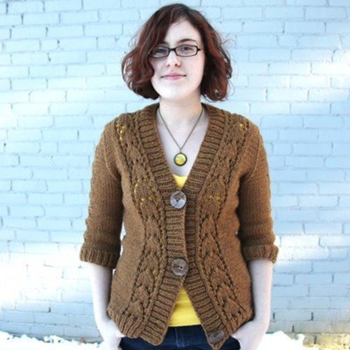 View larger image of 437 Loire Cardigan