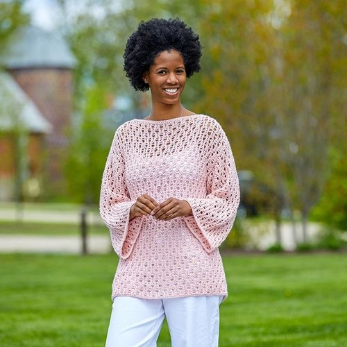 View larger image of 471 Kohl Lace Pullover